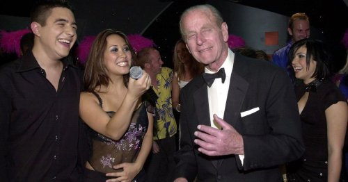 Kym Marsh recalls cheeky past encounter that Hear'Say had with Prince Philip