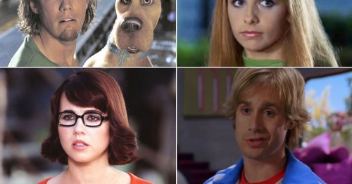 Where the Scooby-Doo stars are now - awkward bet, full-time dad and gaming mogul
