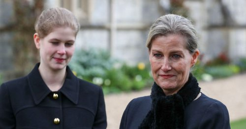 Sophie Wessex says her 'private' daughter Lady Louise doesn't use social media