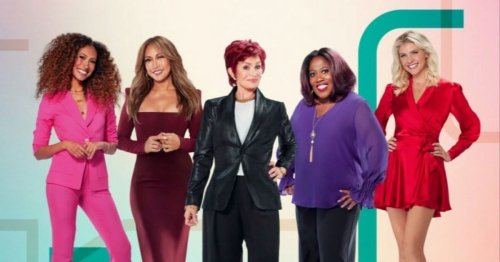 The Talk hosts snubbed from Emmy nominations following Sharon Osbourne exit