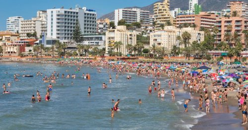 Thousands of holidays at risk as expert says Spain could join amber-plus list