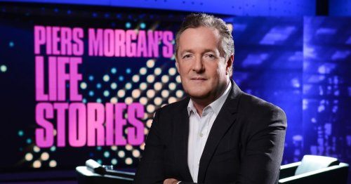 Piers Morgan quits Life Stories after 12 years as Kate Garraway replaces him