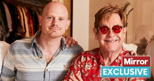 Elton John 'beyond thoughtful and kind' to wife as radio friend died from cancer