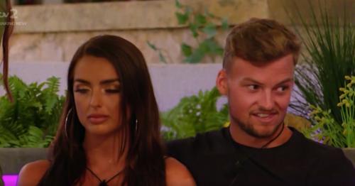 Love Island fans slate Hugo for smirking during Toby's re-coupling entrance