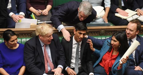 Rishi Sunak faces being hauled to Commons over lobbying texts with Cameron