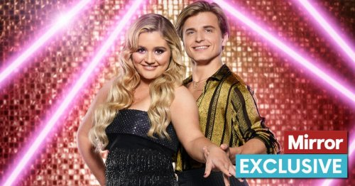 Tilly Ramsay says no chance of Strictly curse with 'just good friend' Nikita