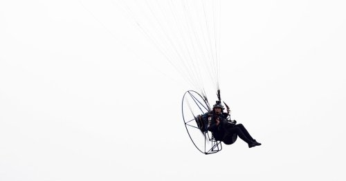 Paraglider killed and scientist seriously injured in around-the-UK record bid