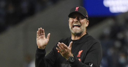 """Jurgen Klopp urged to play """"special"""" star who can solve Liverpool problem"""