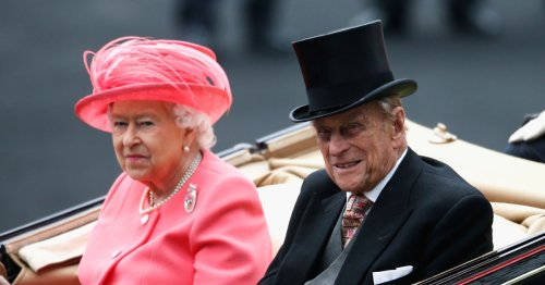 Philip the 25th royal buried in vault - but it won't be his final resting place
