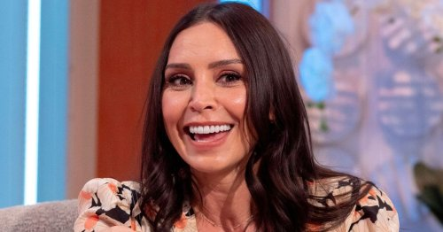 Christine Lampard throws rainbow-themed birthday party for daughter Patricia