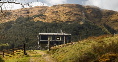 Beautiful remote UK stays if you're in need of a digital detox this summer