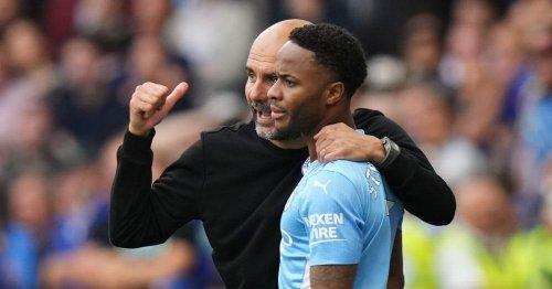 Pep Guardiola's attacking solution gives Raheem Sterling fresh Man City hope