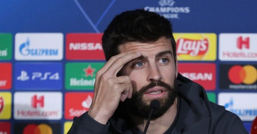 """Pique says """"If I speak, I will explode"""" after Barcelona chief's Liverpool claim"""
