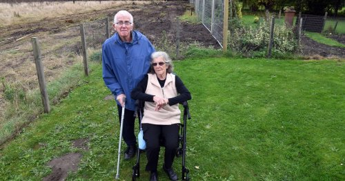 Couple fighting to stop developer taking 10ft of their garden to build 135 homes