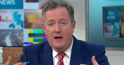 Piers Morgan brands Anthea Turner 'despicable' as fat-shaming meme sparks row
