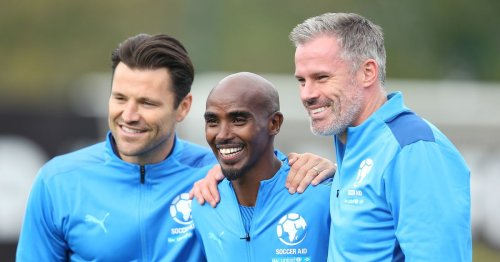 Soccer Aid 2021 confirmed lineups as England take on the Rest of the World
