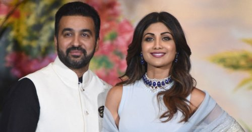Cops seize pics & video from Shilpa Shetty's home as husband fights porn charges