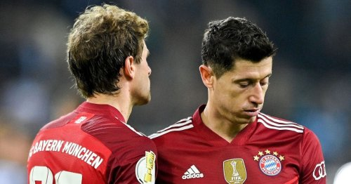 Bayern miss out on world record after dismal 5-0 loss to Gladbach
