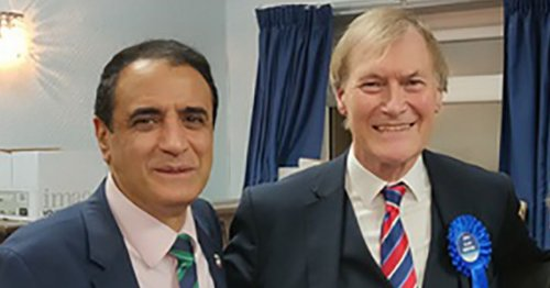'My friend David Amess was warm, friendly and a true champion of human rights'