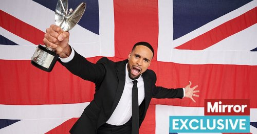 Ashley Banjo feels 'amazing' as he becomes first ever Pride of Britain co-host