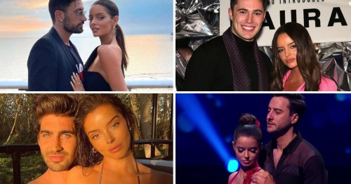 Maura Higgin's love life - from Curtis Pritchard to Dancing on Ice fling rumours