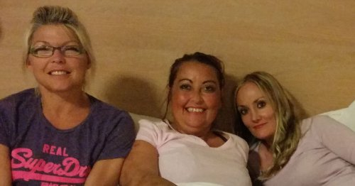 'Mum's dying gift means that she lives on through my amazing new friends'