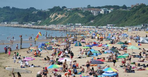Brits could bask in 30C heatwave in a fortnight as African plume bakes Europe