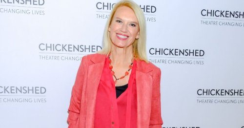 Anneka Rice says she found flasher exposing himself to her in 80s 'charming'