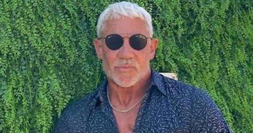 Wayne Lineker kicks off as partygoer brands him a 'nonce' at fancy Ibiza club
