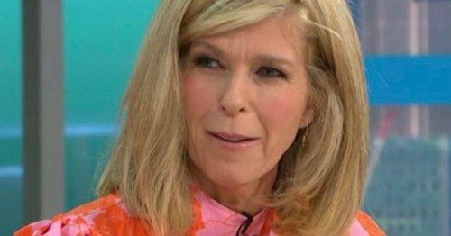 Kate Garraway still hasn't cried over Derek as she's scared to 'open floodgates'