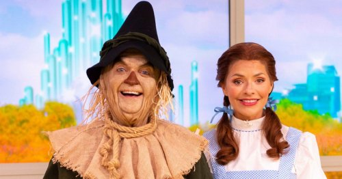Holly Willoughby says This Morning will make history in Halloween special