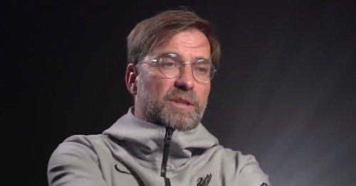Jurgen Klopp agrees with Florentino Perez's controversial transfer prediction