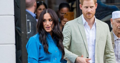 Meghan Markle and Prince Harry paid '£486k per minute for Spotify work so far'
