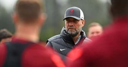Jurgen Klopp's forgotten man has chance to force Liverpool transfer U-turn