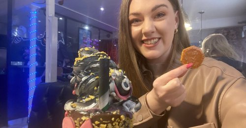 """""""I took on the Squid Game honeycomb challenge - and would have survived"""""""