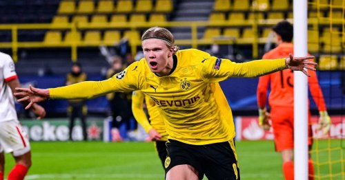 Man Utd told they already have their own Erling Haaland amid transfer chase