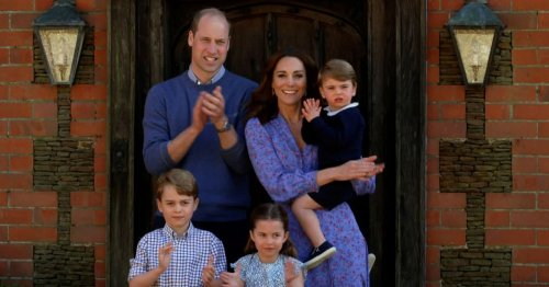 Kate's strict rule for George, Charlotte and Louis - and it's 'off limits'