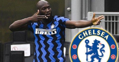 Inter Milan 'tempted' as Chelsea submit huge Romelu Lukaku transfer bid