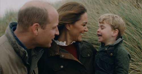 Kate tells of Prince Louis's first words that were down to her love of baking