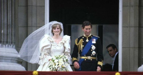 Charles and Diana's wedding secrets - private note and devastating admission