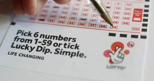 Saturday's winning National Lottery numbers for £3.8m jackpot on June 19
