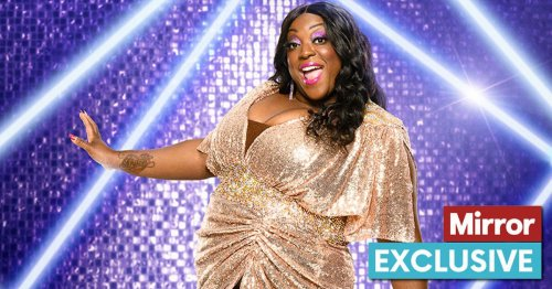 Strictly's Judi Love says 'I'm sexy at any weight' but rules out show romance