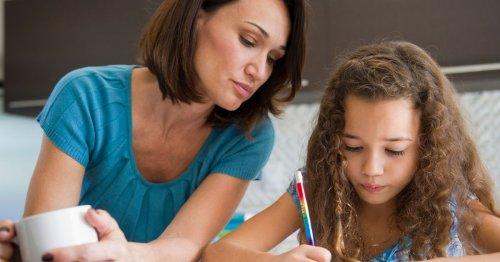 Mum horrified by daughter's dark 'wildlife' homework - but dad thinks it's funny