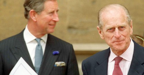 """""""The burden of filling Prince Philip's shoes now falls on eldest son Charles"""""""