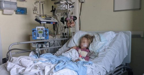 Girl, 6, rushed to hospital after swallowing 23 magnets as seen in TikTok video