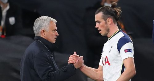 Mourinho 'reluctantly accepted' Bale's return amid claims of divided Spurs squad