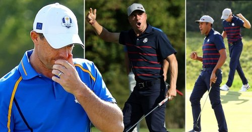 Ryder Cup 2021 latest score as USA storm into 6-2 lead vs Europe