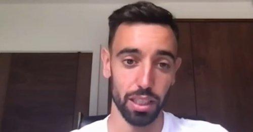 Bruno Fernandes makes Donny van de Beek prediction after Man Utd transformation