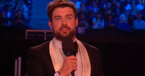 BRITS fans spot Little Mix 'squirm' over Jack Whitehall's 'disrespectful' joke