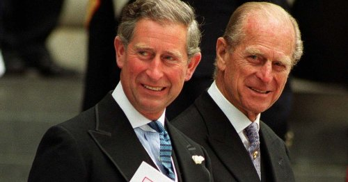 Prince Philip's last words to Charles shared as he stayed witty to the very end